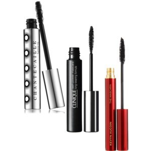 L-R: Chantecaille, Clinique, Kevyn Aucoin