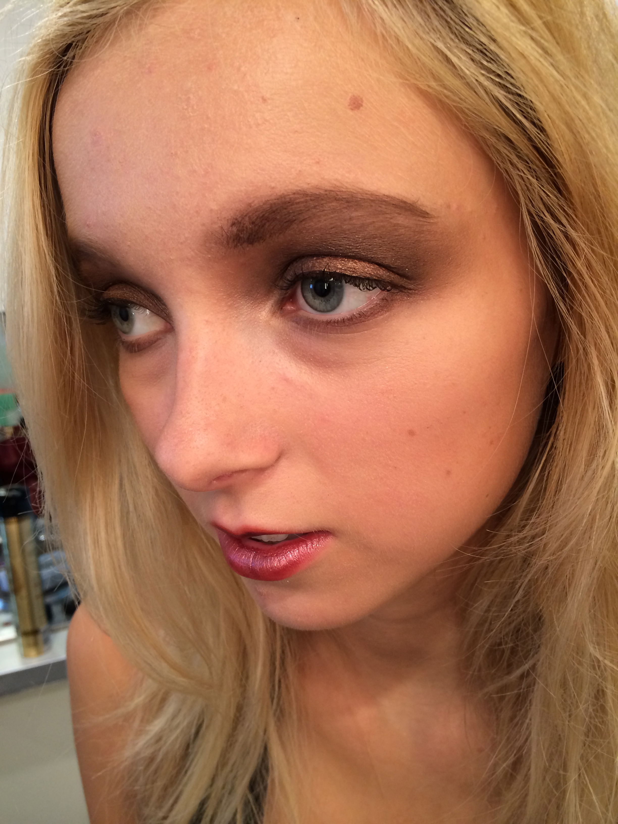 Rodarte inspired look on Jessica
