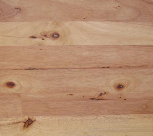 Grade BC Hevea Wood Flooring