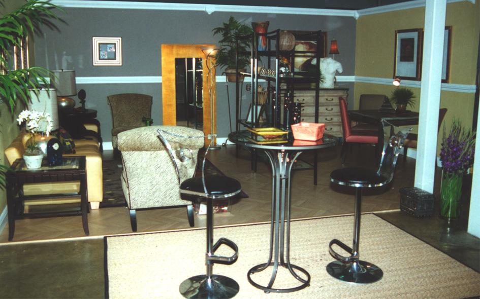 Award Winning Booth: Best Interior