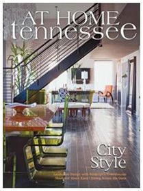 At Home Tennessee  May 2009 Cover and 8 Page Feature