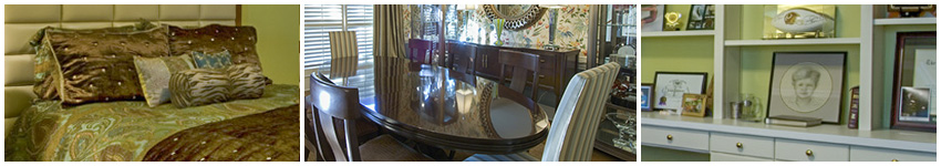 East Memphis - Dinning Room, Bedroom