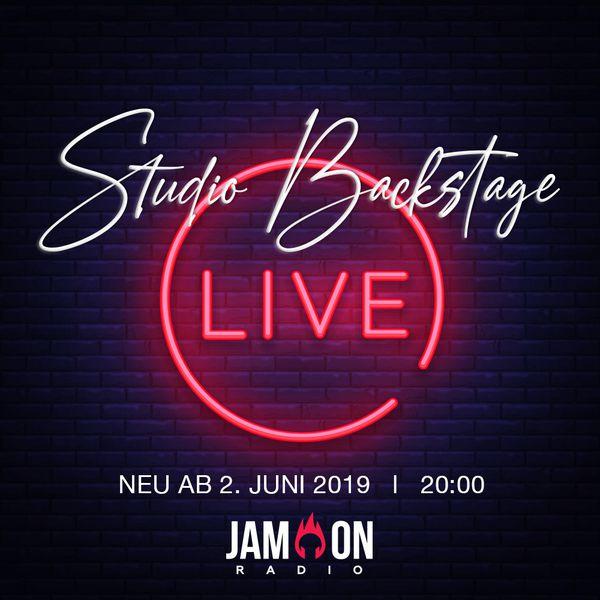 - Jam On Radio Studio Backstage 02.06.2019