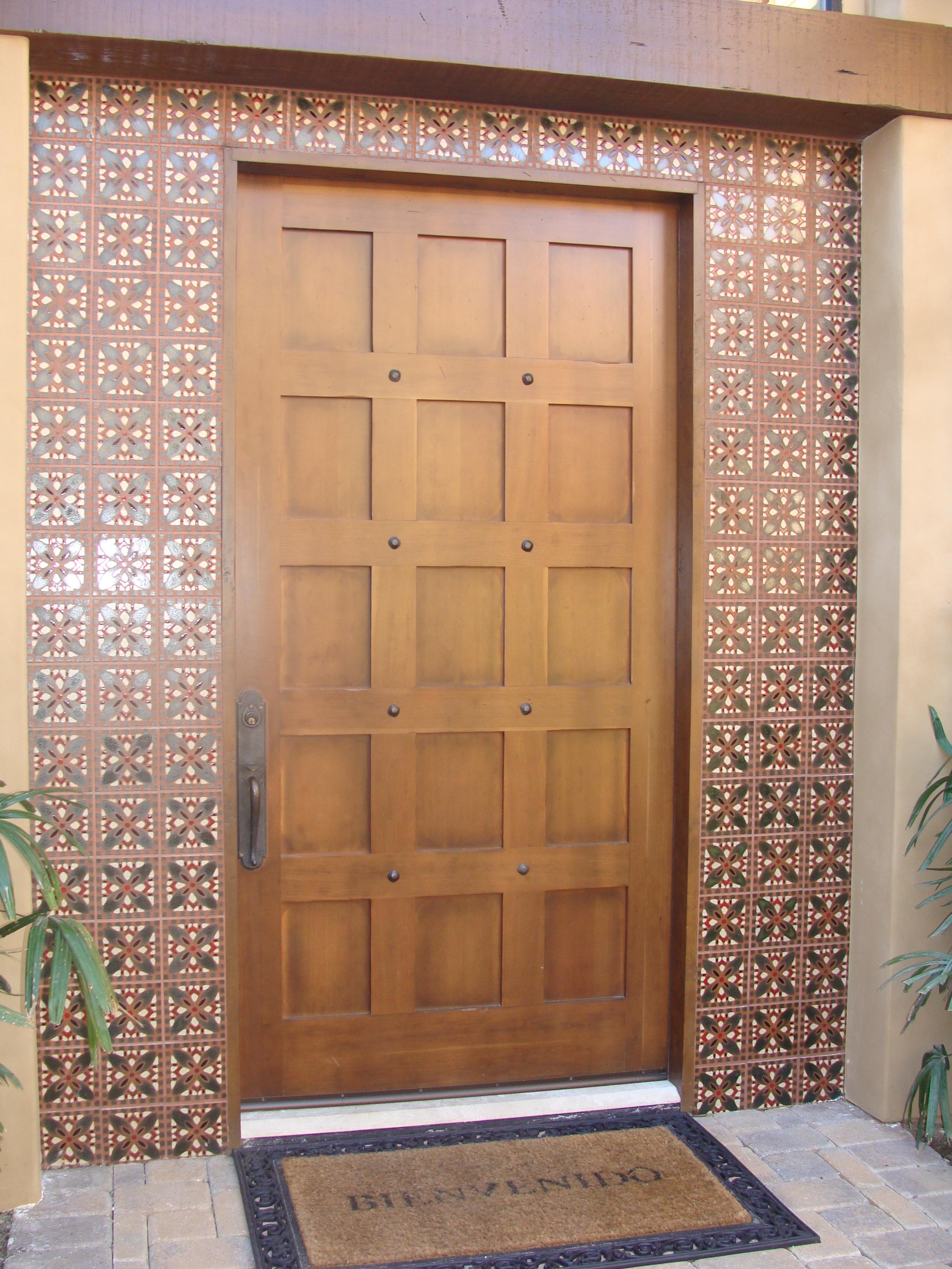 Palm Desert Entryway