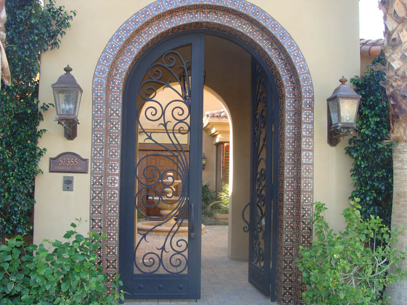 Palm Desert Arch