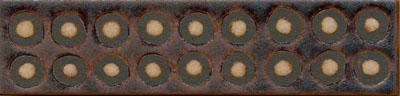 MR-172 Japan Dot 2x8 - black line  Tavira Color Palette
