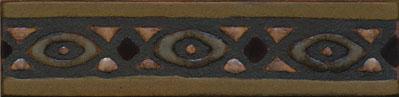 MR-114 Diamond Liner 2x8 - black line  Canyon Color Palette