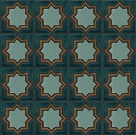 EASTERN STAR II - Greek color palette