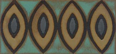 Seed Border  Morandi Color Palette
