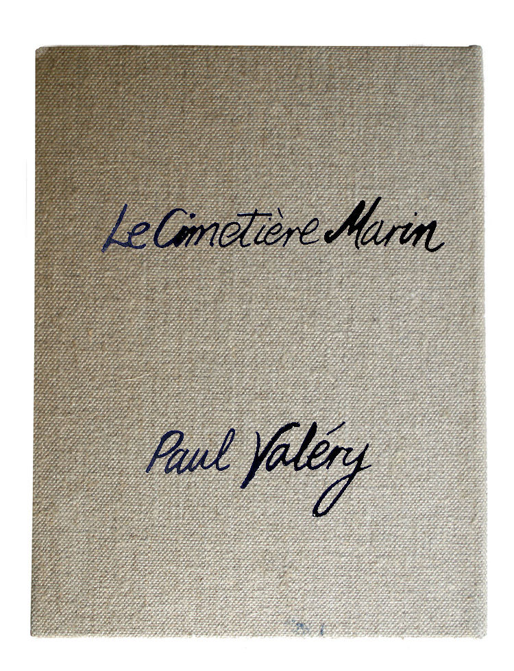 Le Cimetière Marin by Paul Valery