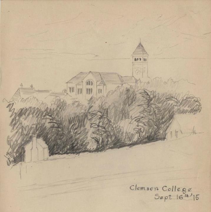 Clemson College, A.S.