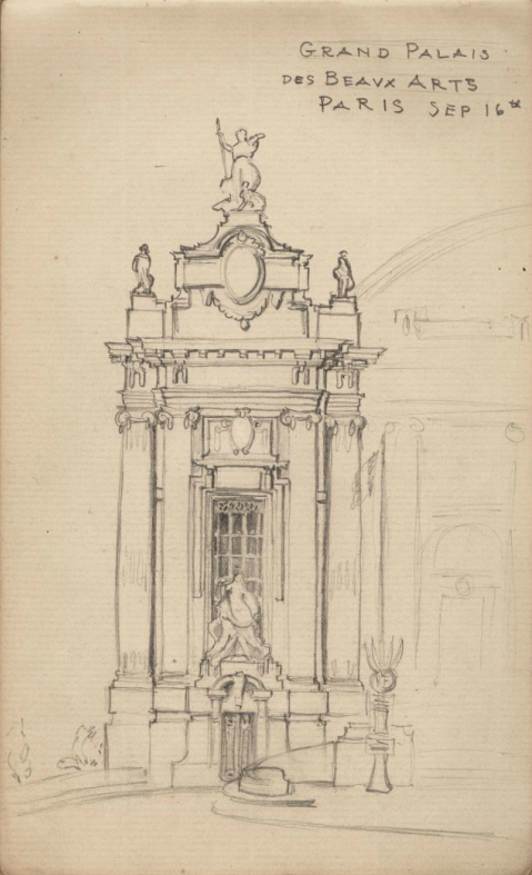 Grand Palais des Beaux Arts, A.S.
