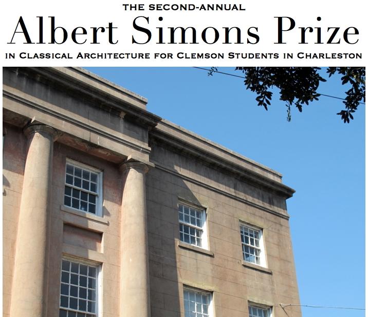 College of Charleston Gymnasium, Charleston, designed by Albert Simons.