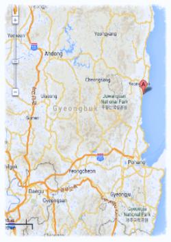 A = Ganggoohang Harbor
