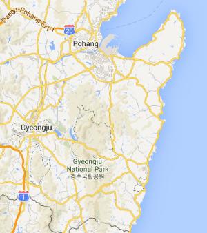 Gyeongju, North Gyeonsang Providence