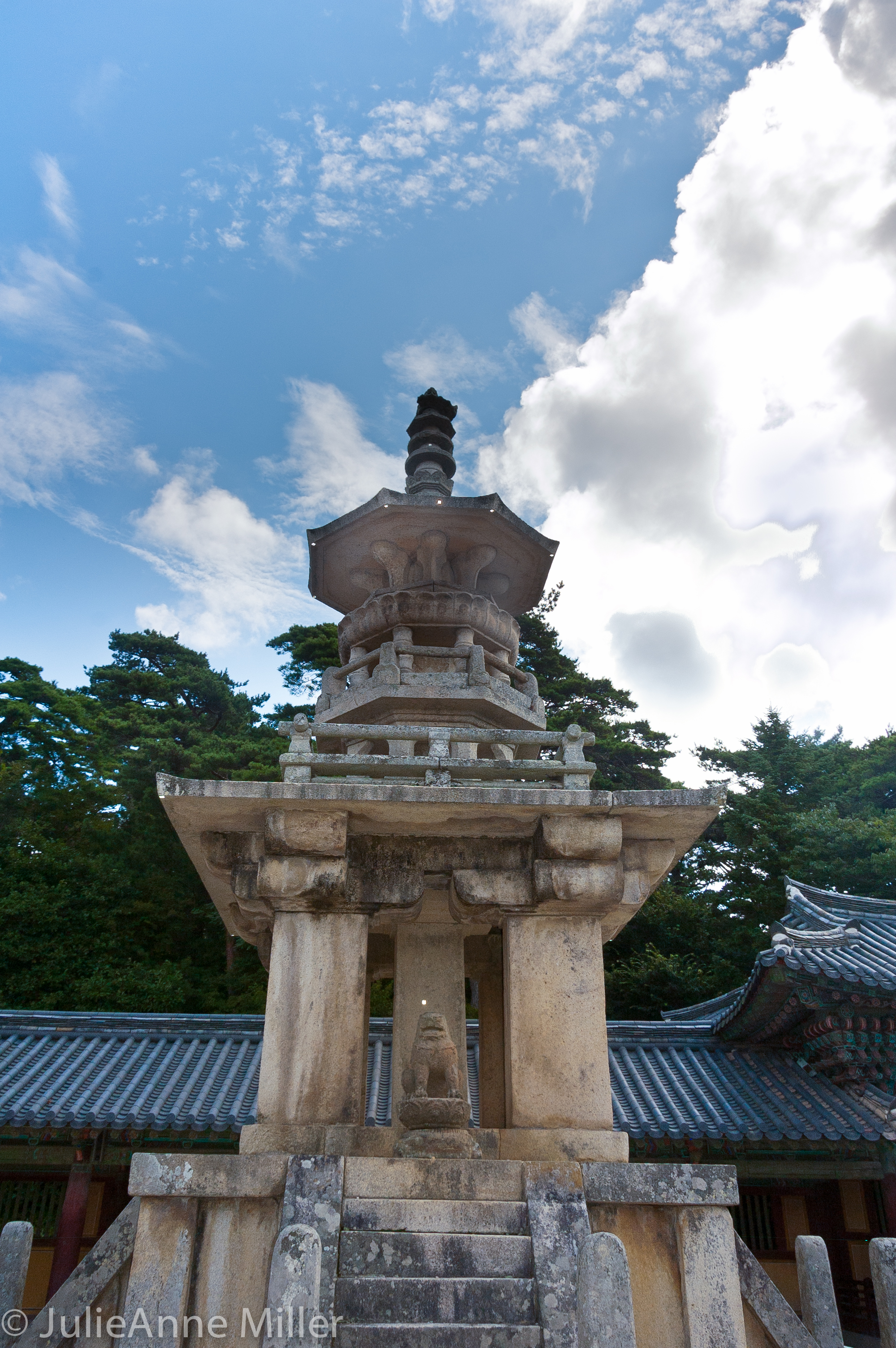 Dabotap (다보탑) Pagoda