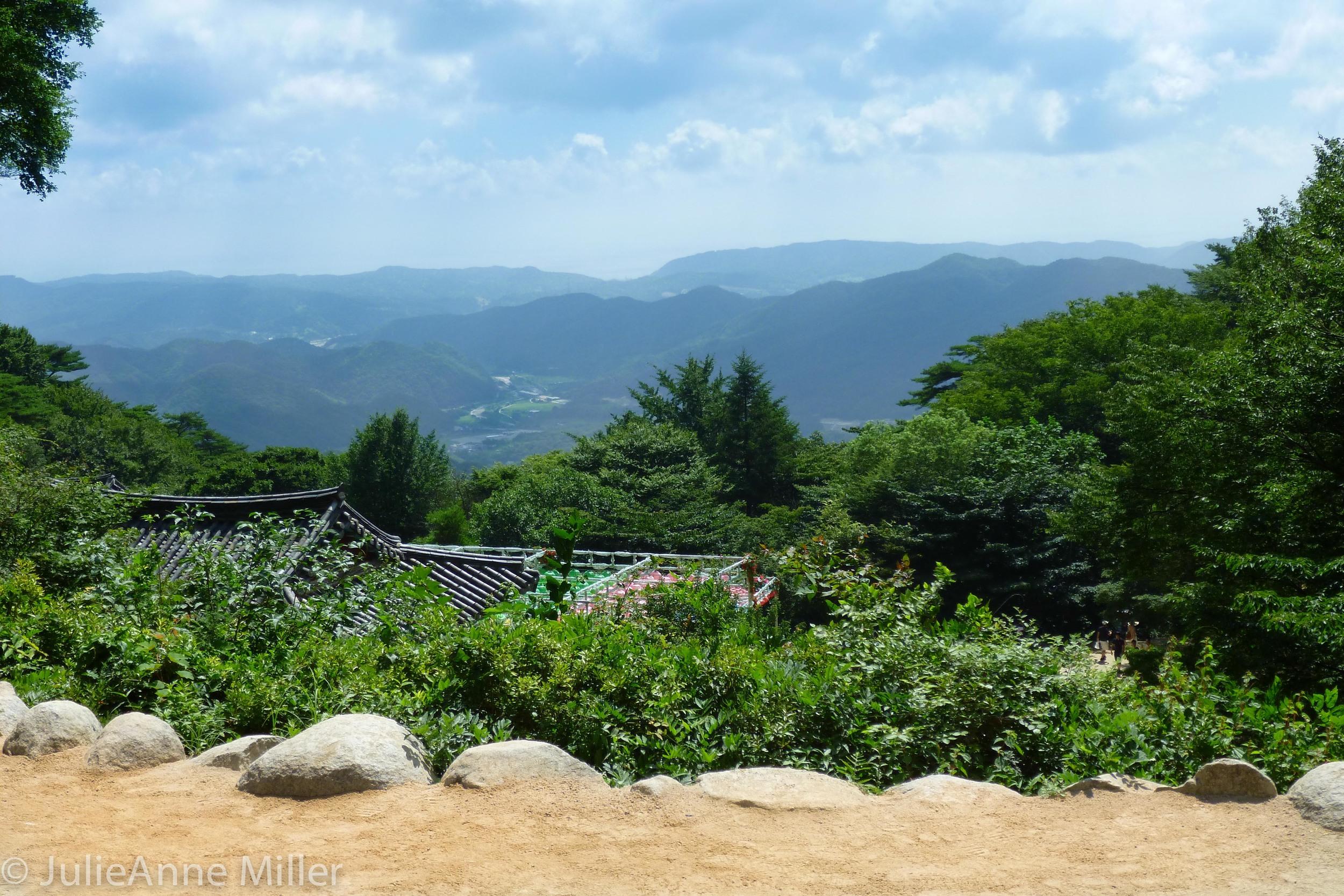Seokkuram View