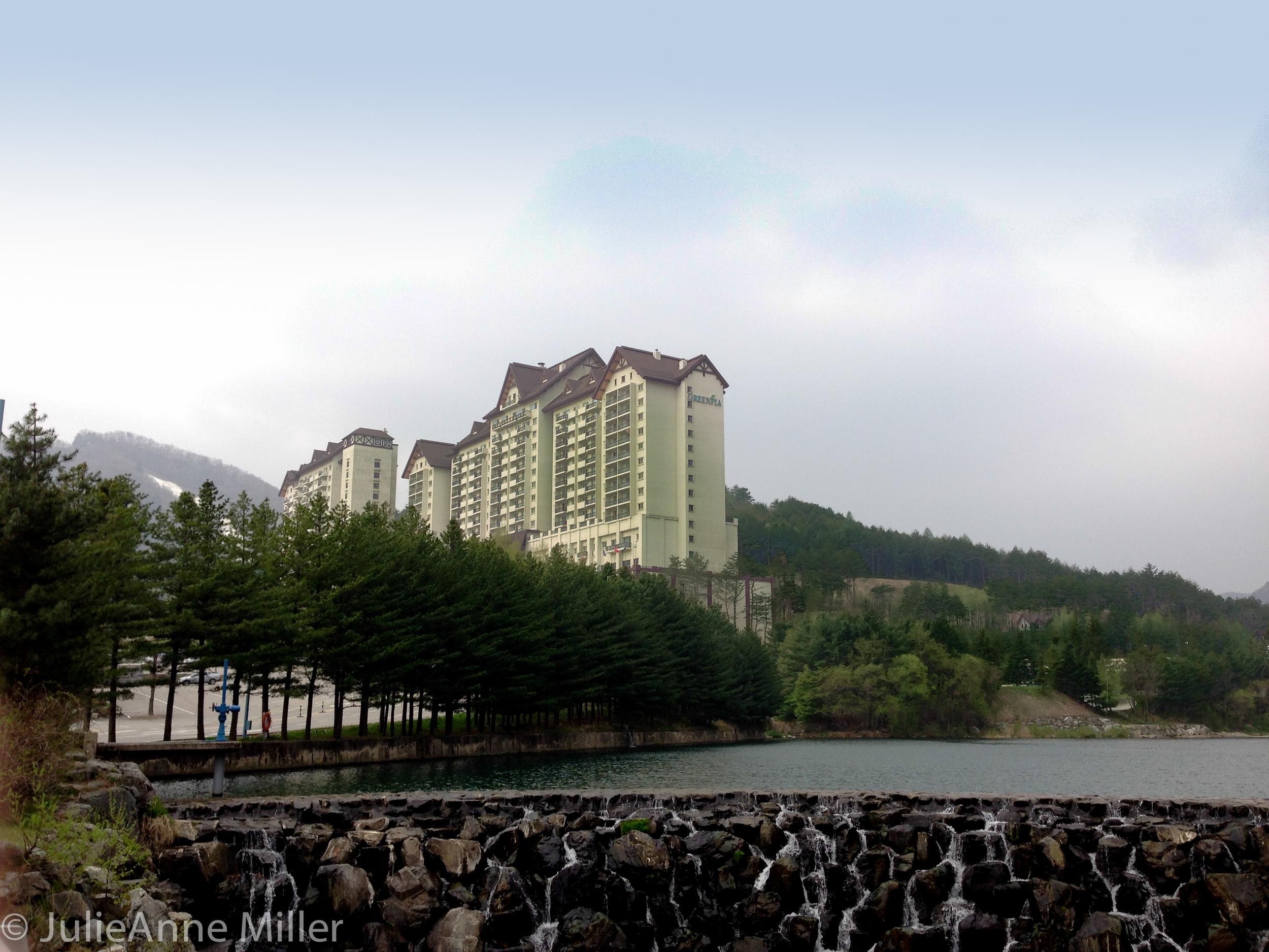 Greenpia Condominium