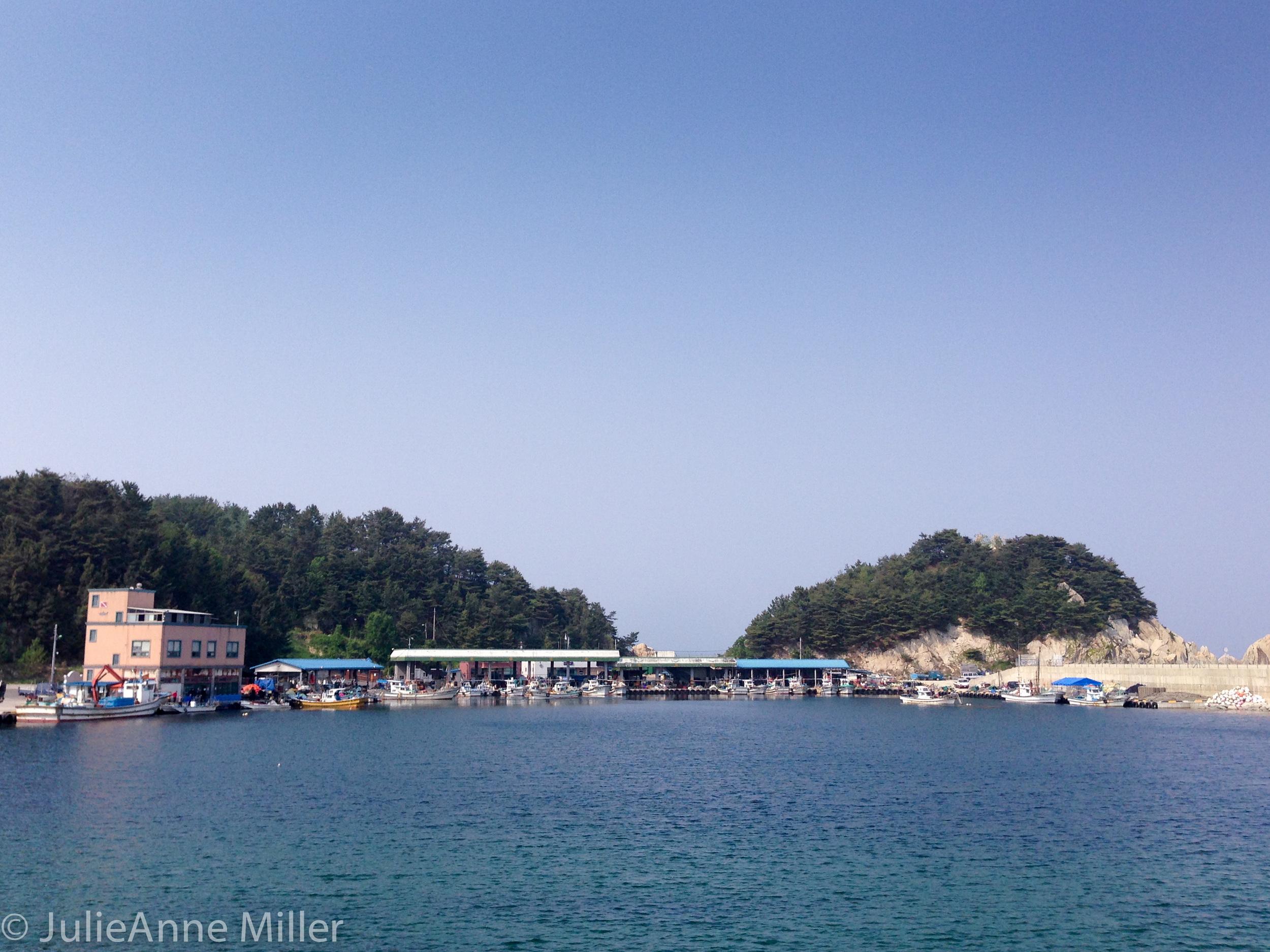 Kajin Harbor