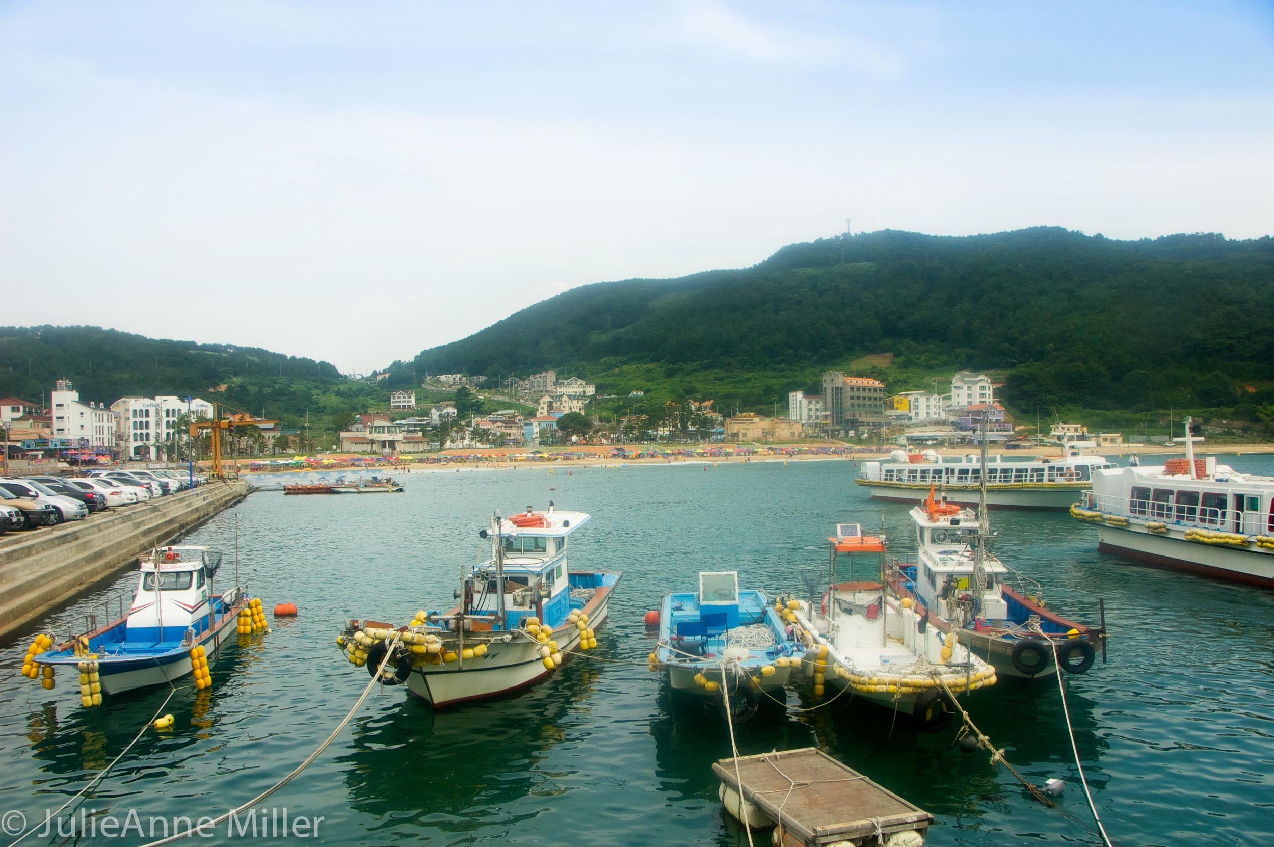 Geoje Port