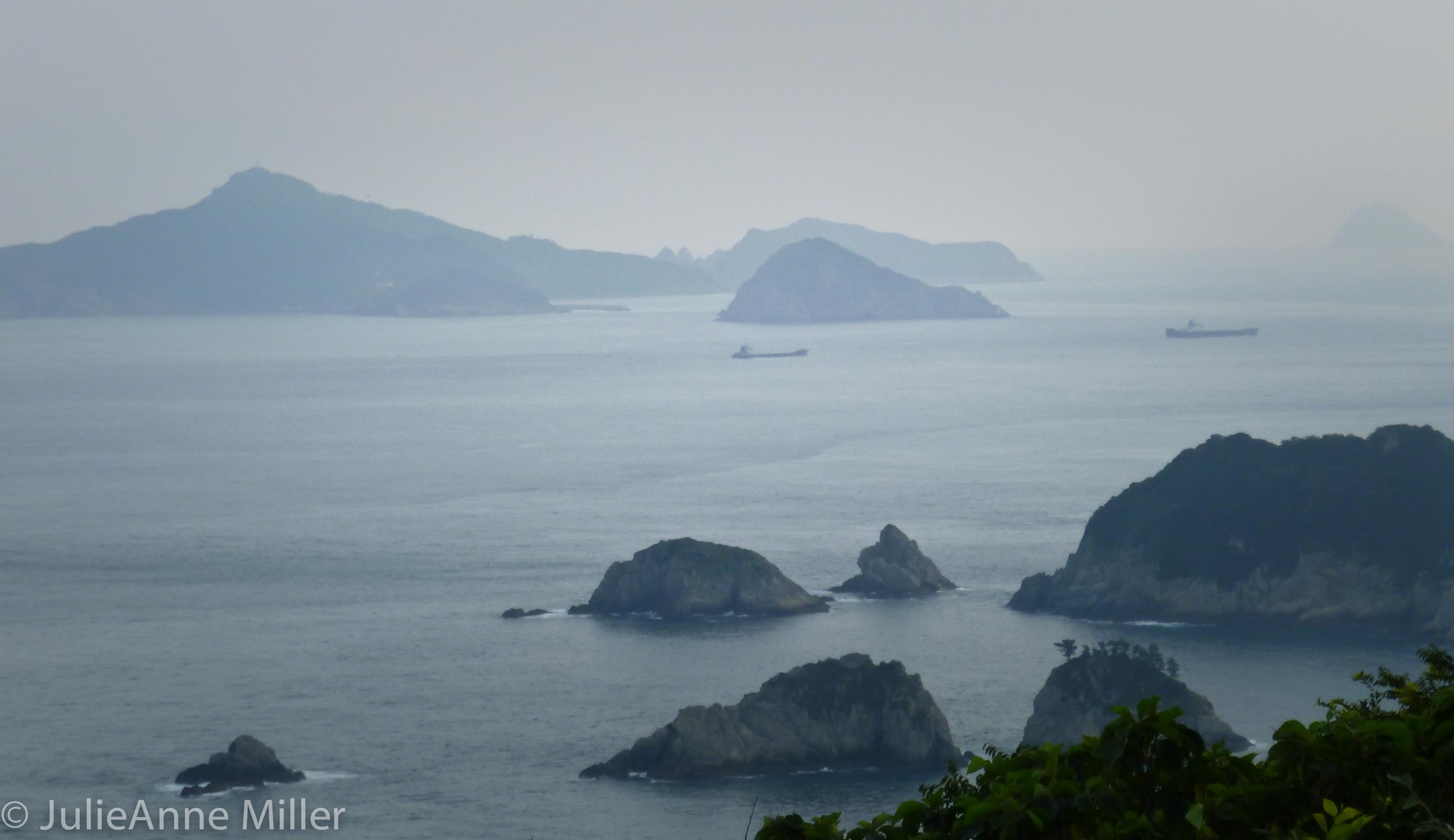 Mamul Island View