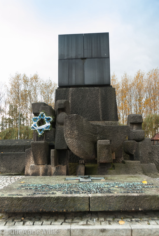 Birkenau memorial