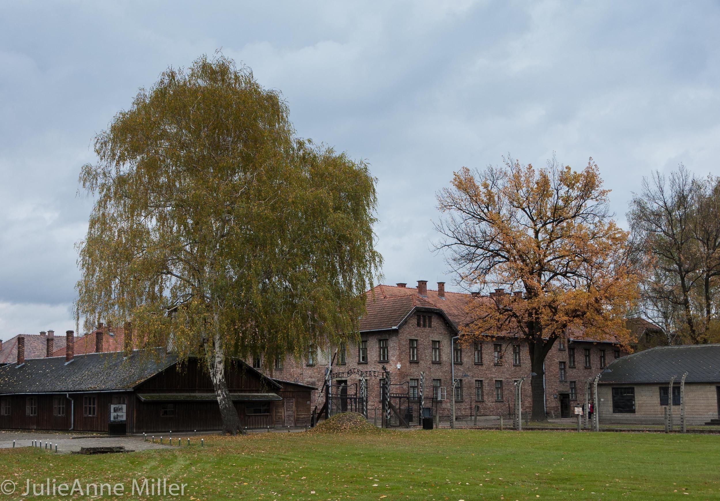 Auschwitz depot