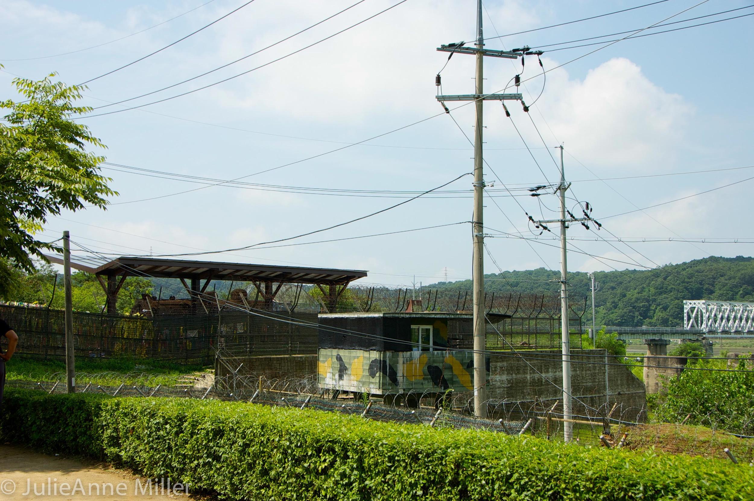 Woljeong-ri Station, DMZ, Korea