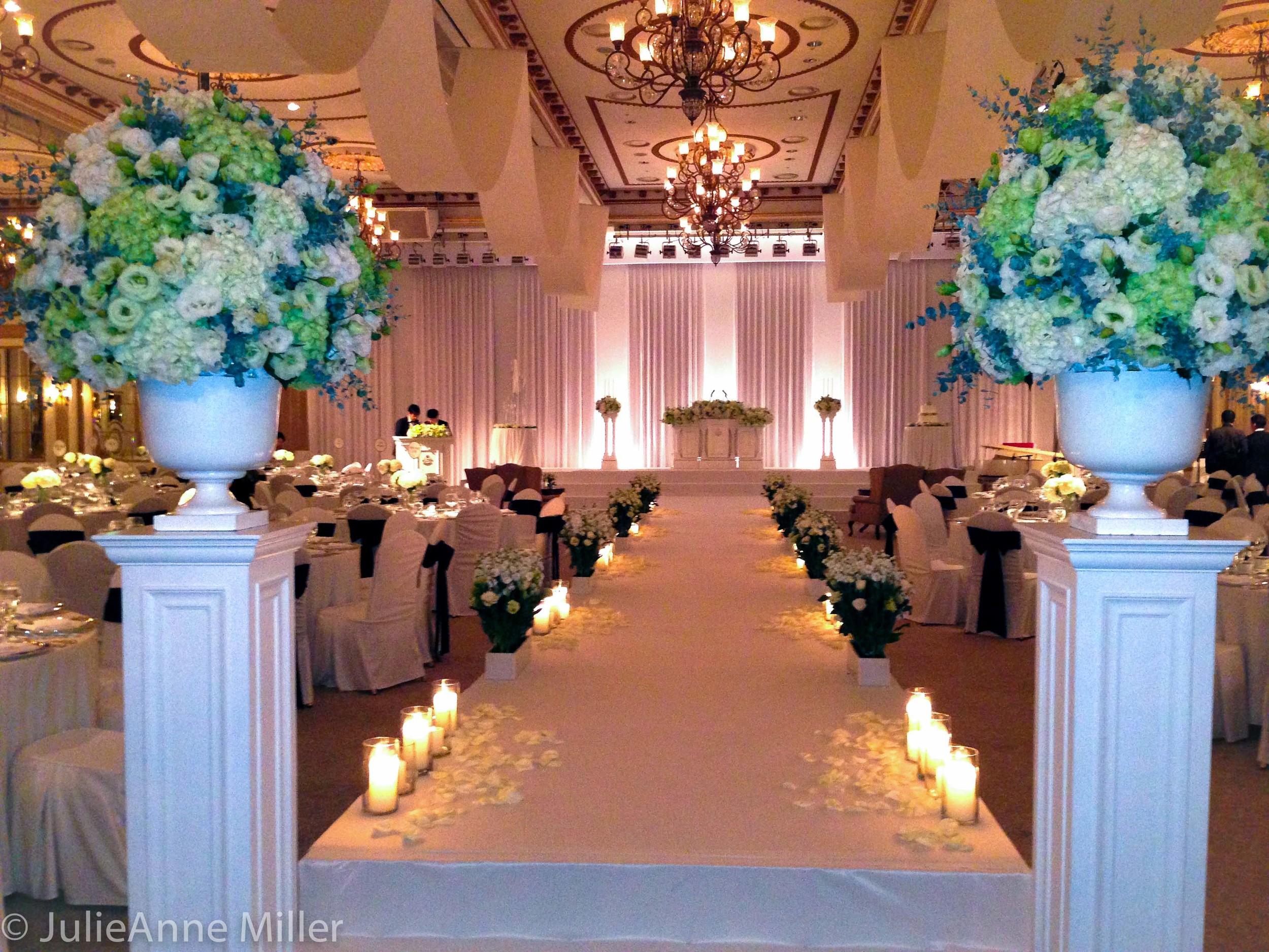 korean wedding hall