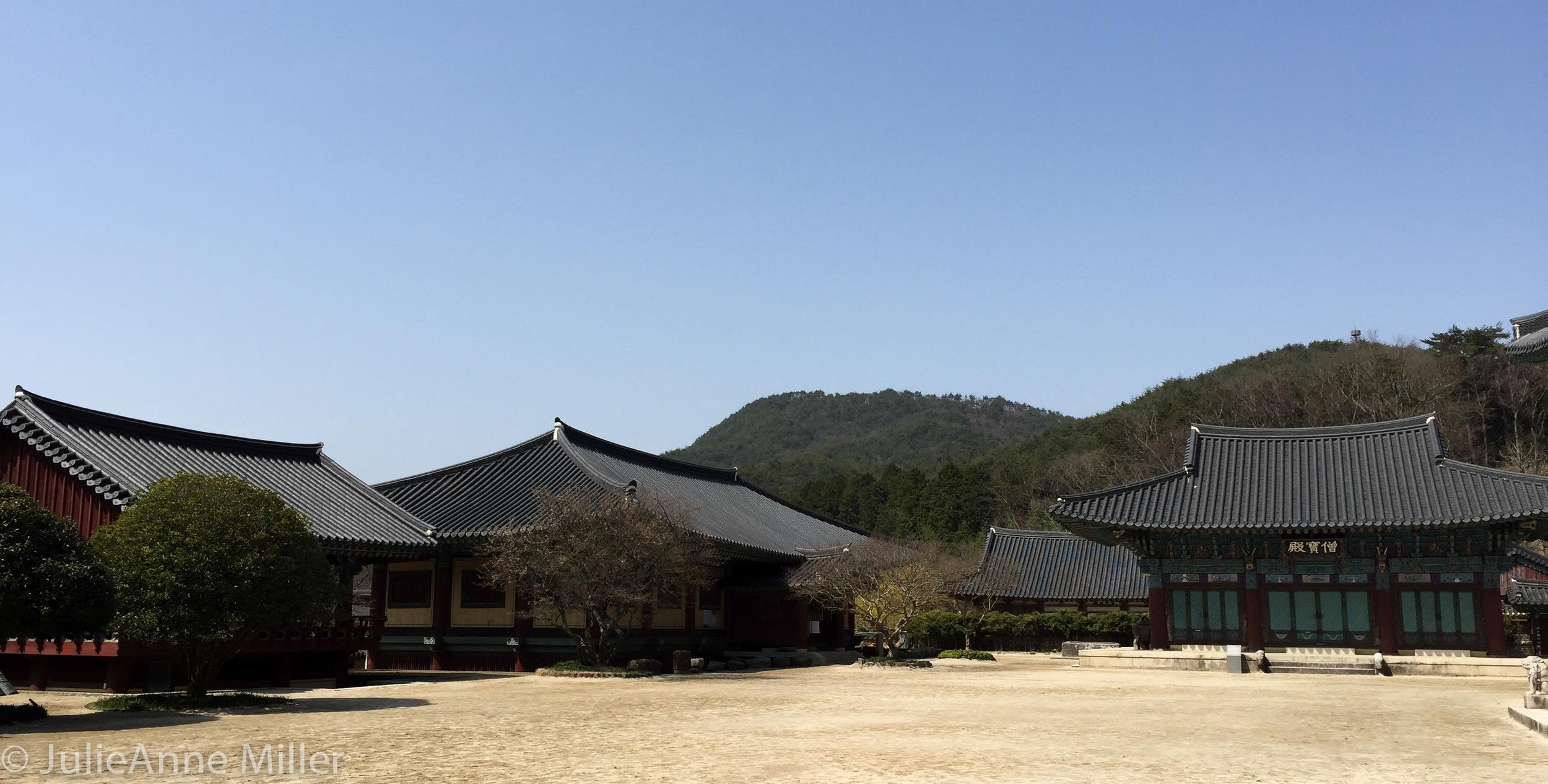 Songgwang Temple