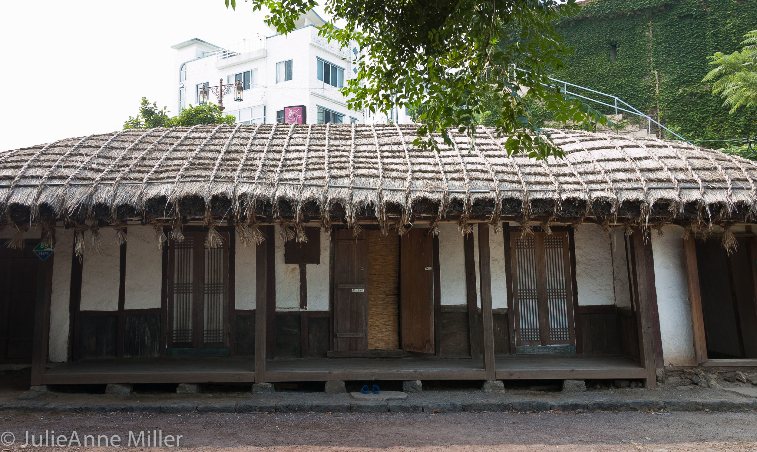 Home of artist Lee Joong Seop