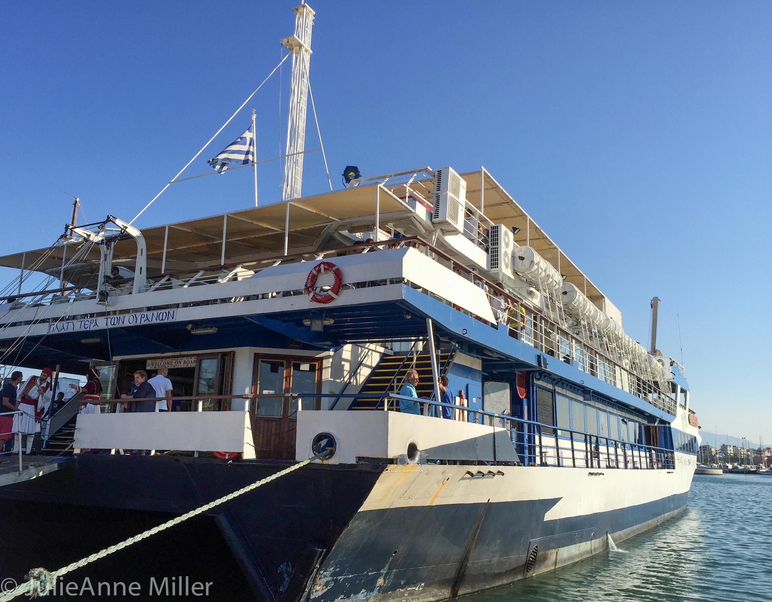 Ferry Day Tour
