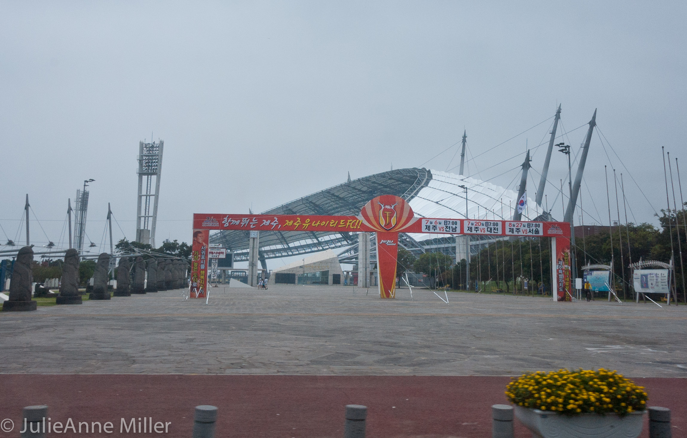 Jeju island, world cup stadium