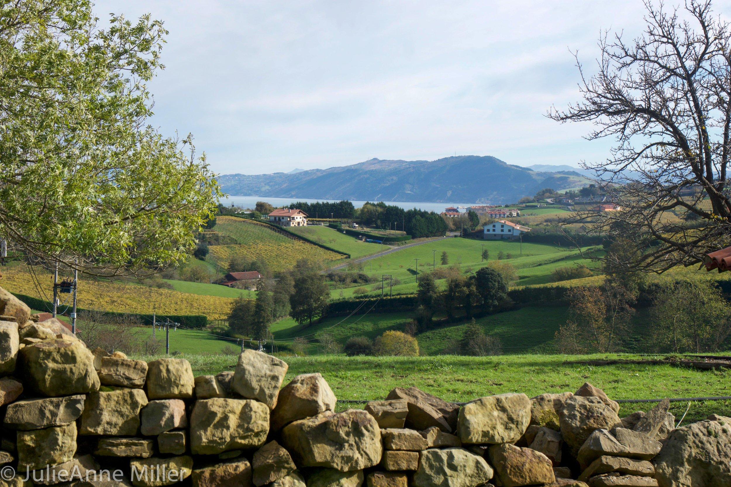 Zumaia, Basque