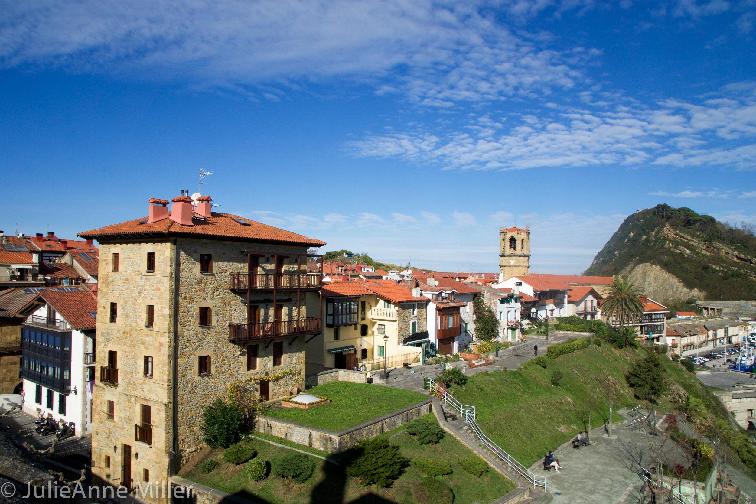 Getaria, Basque