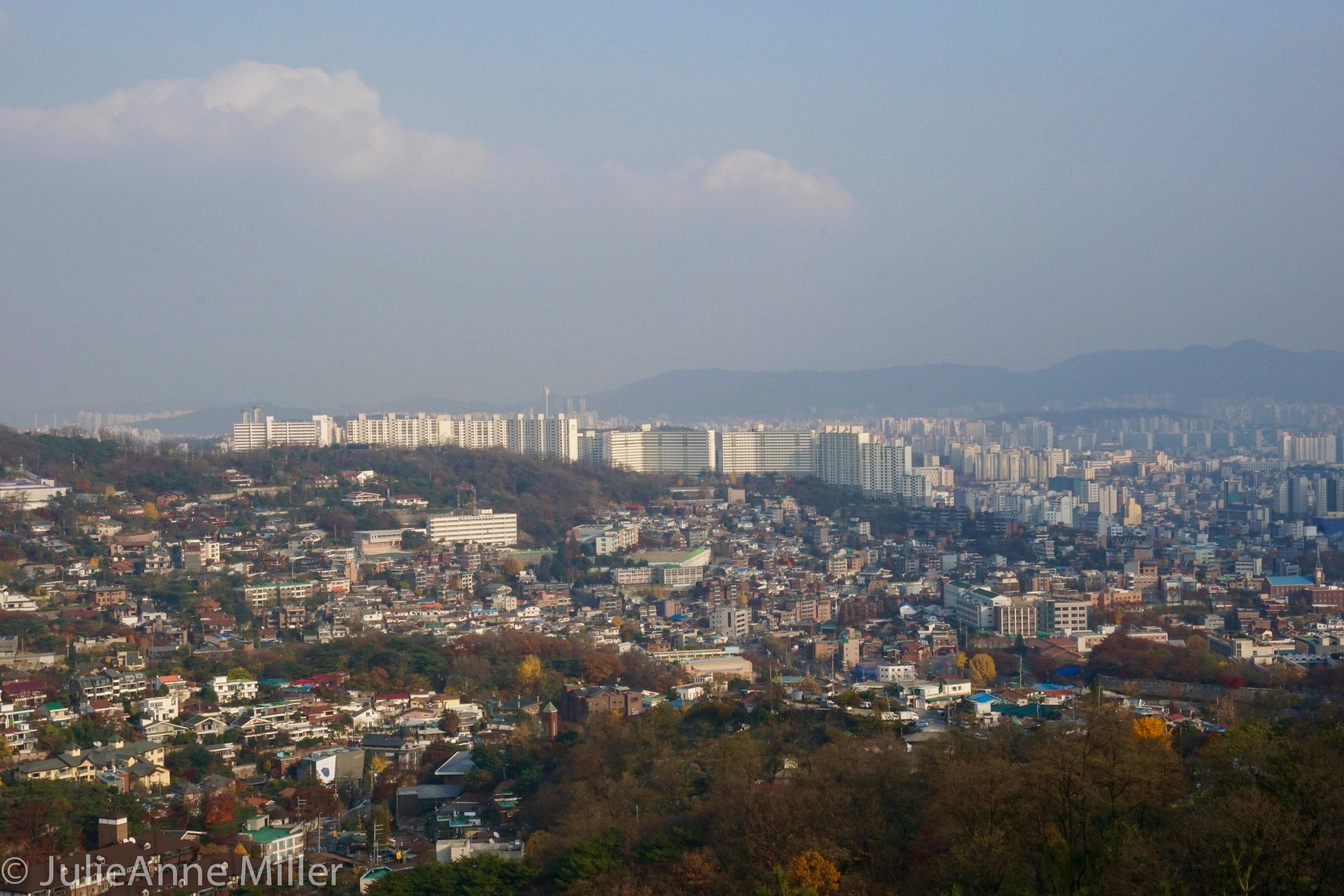 Seoul view