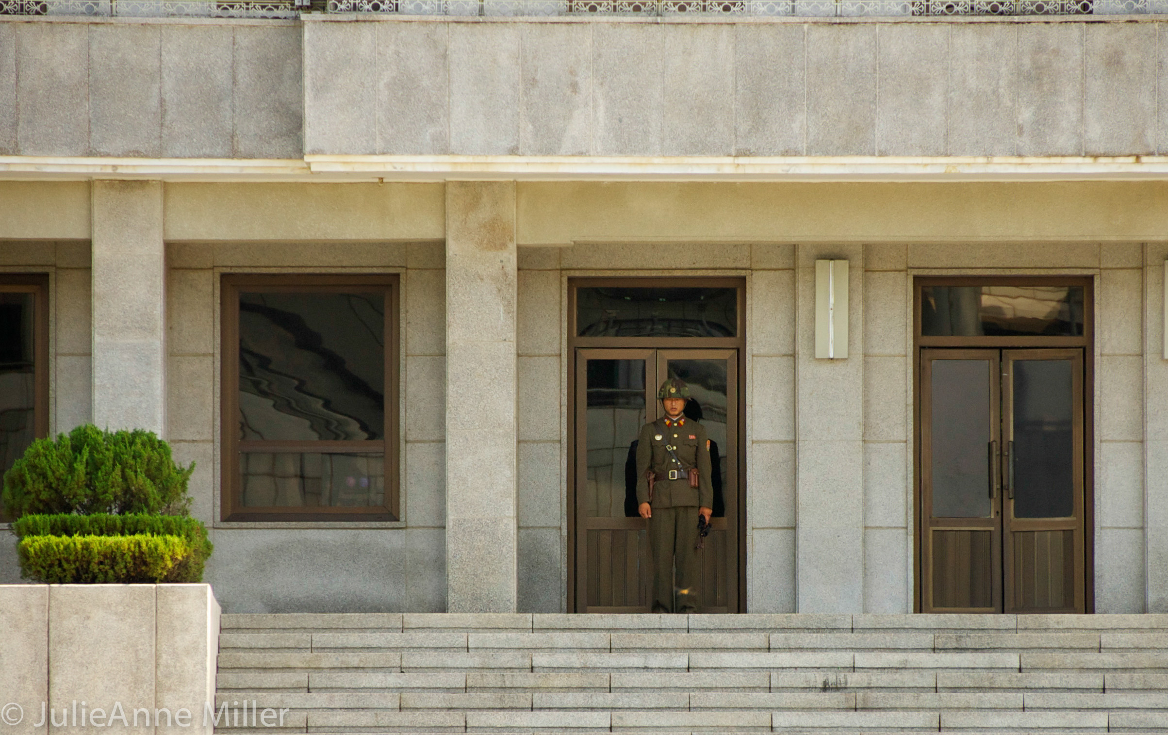 Korean People's Army Soldier