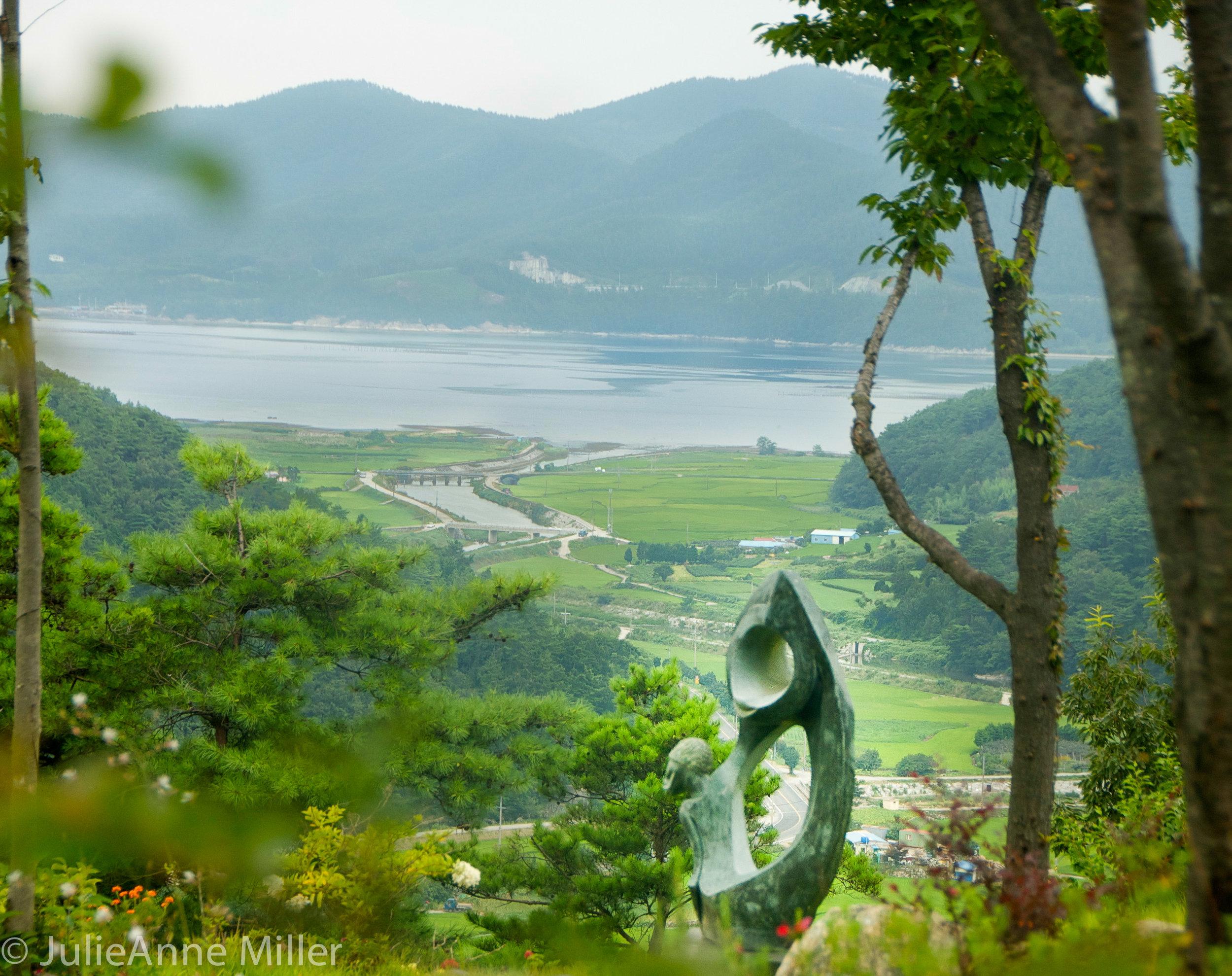 view Namhae, Hallyeohaesang