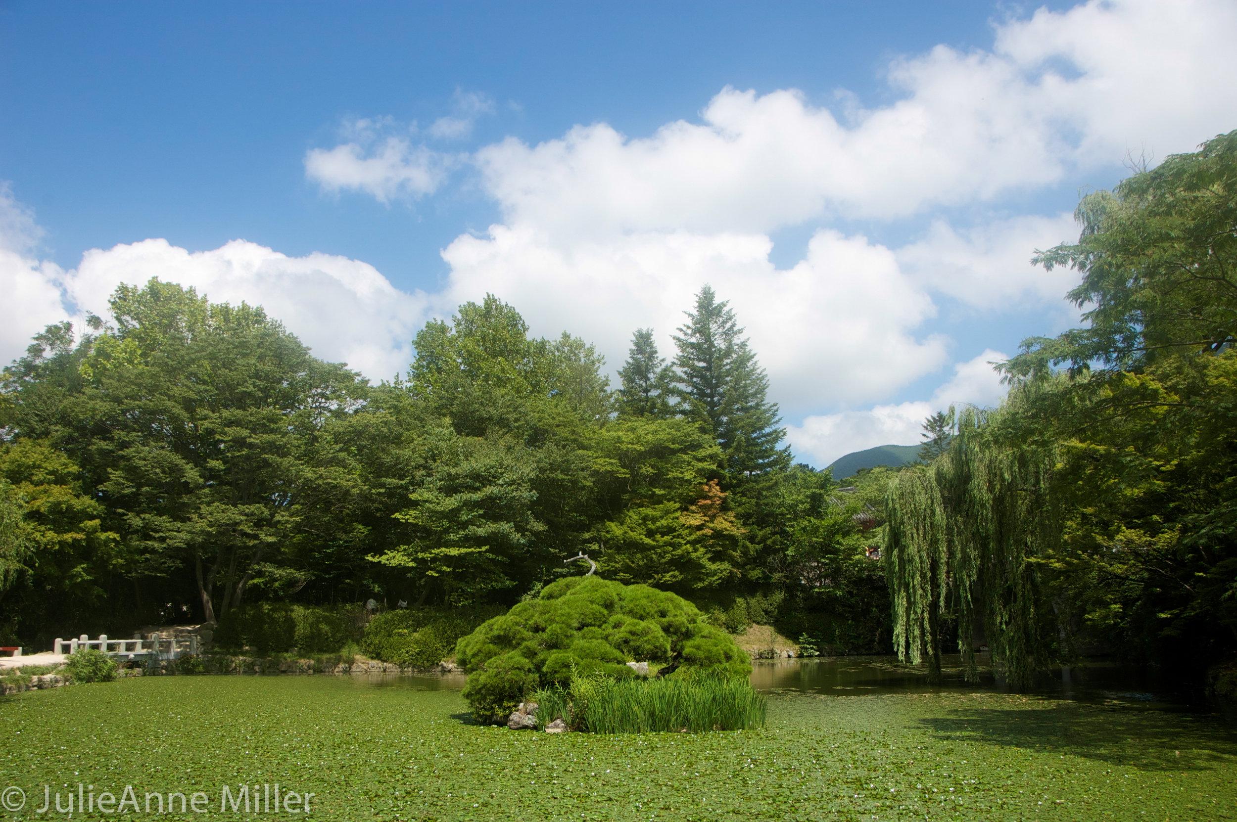 Bulkuksa Temple, Gyeongju
