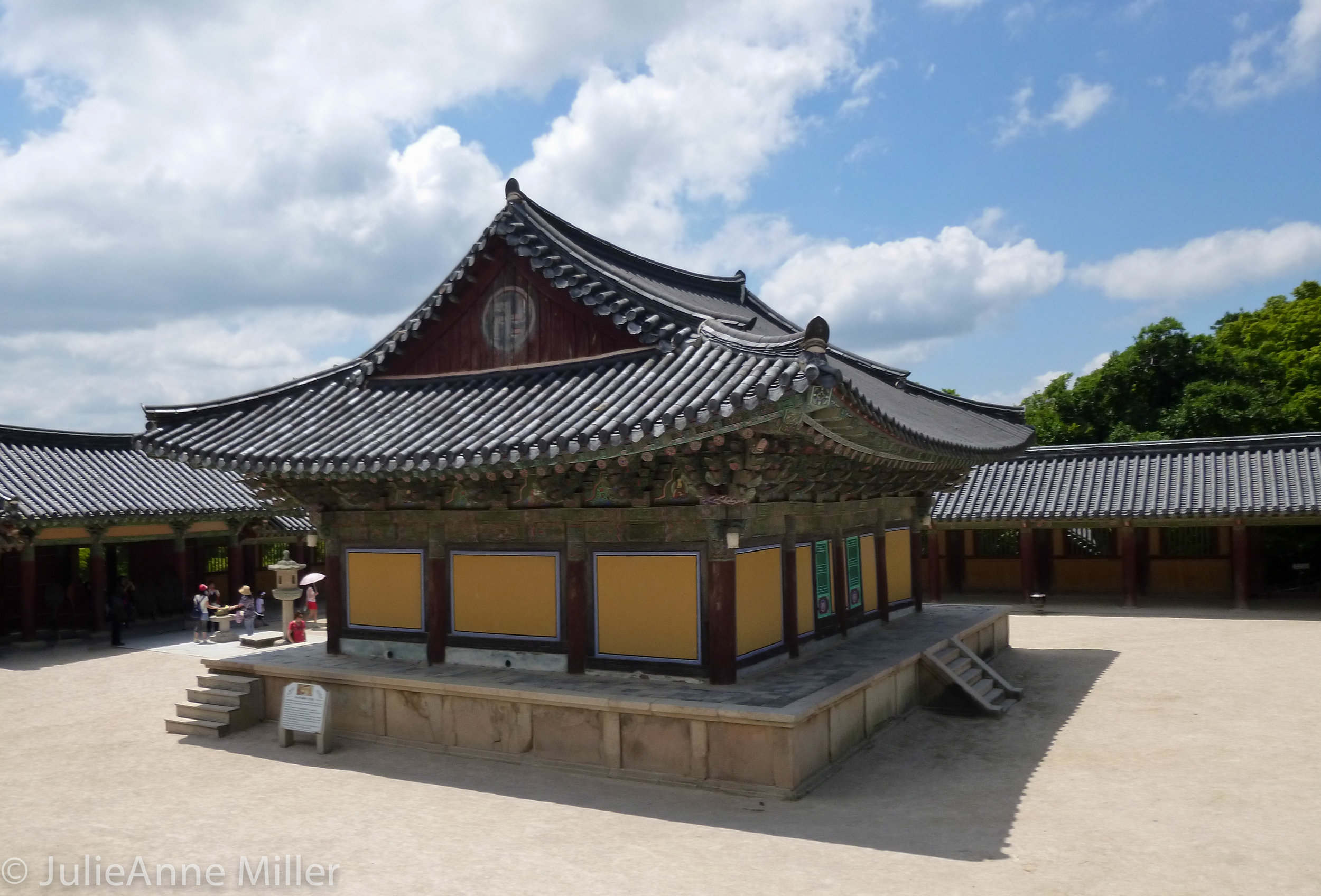 UNESCO South Korea Bulkuksa Temple