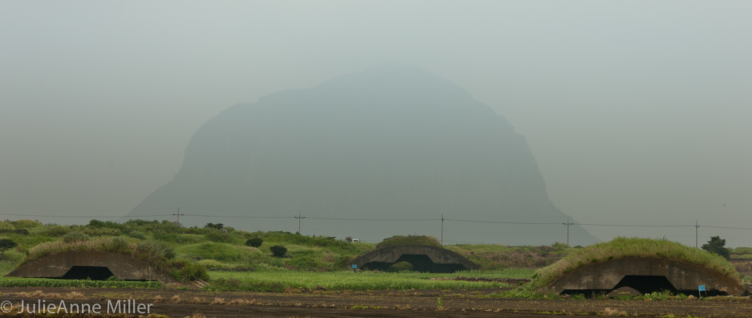 Alddreu Airfield, Jeju Island, South Korea