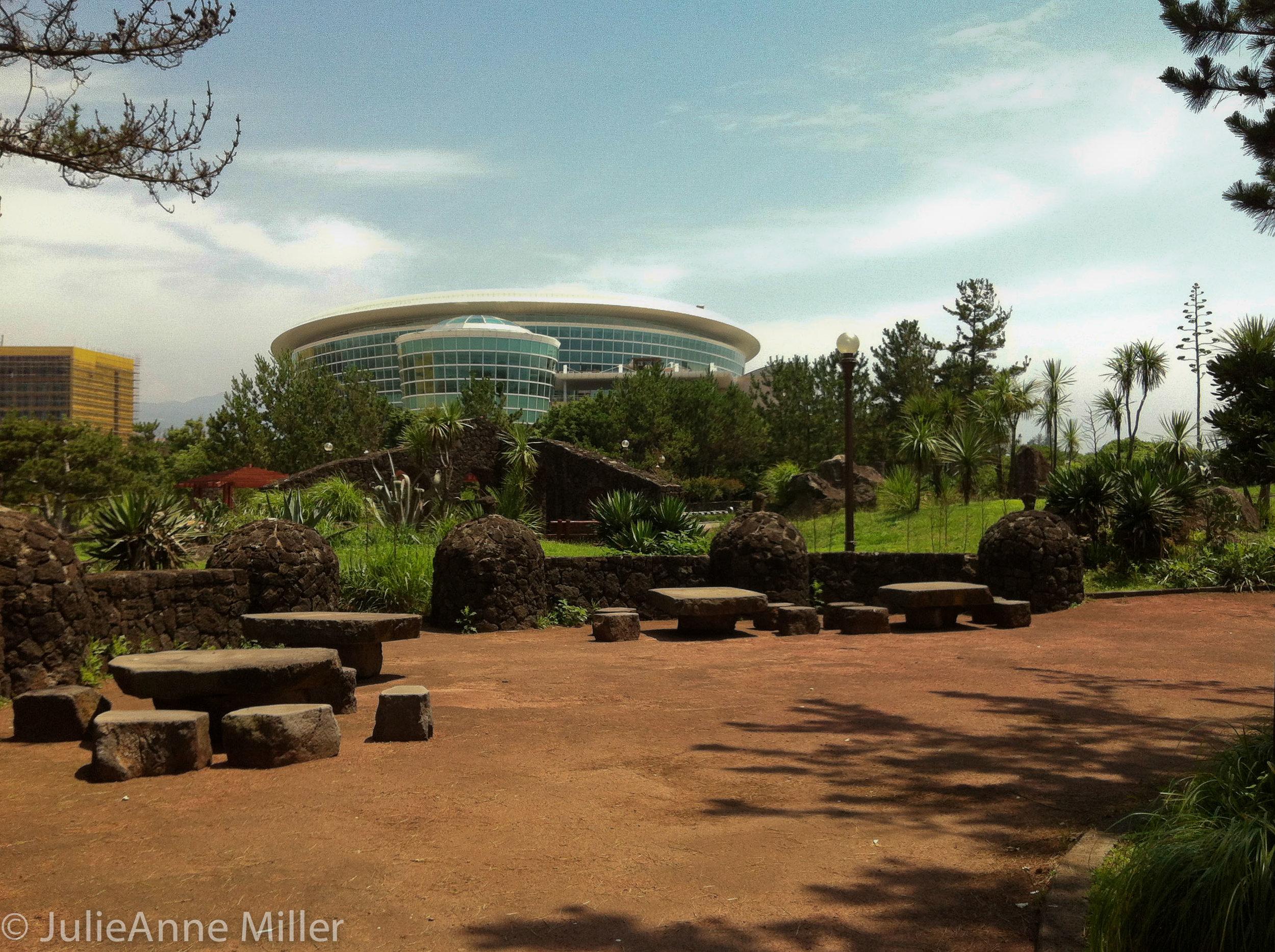 Jeju Convention Center 제주국제컨벤션센터
