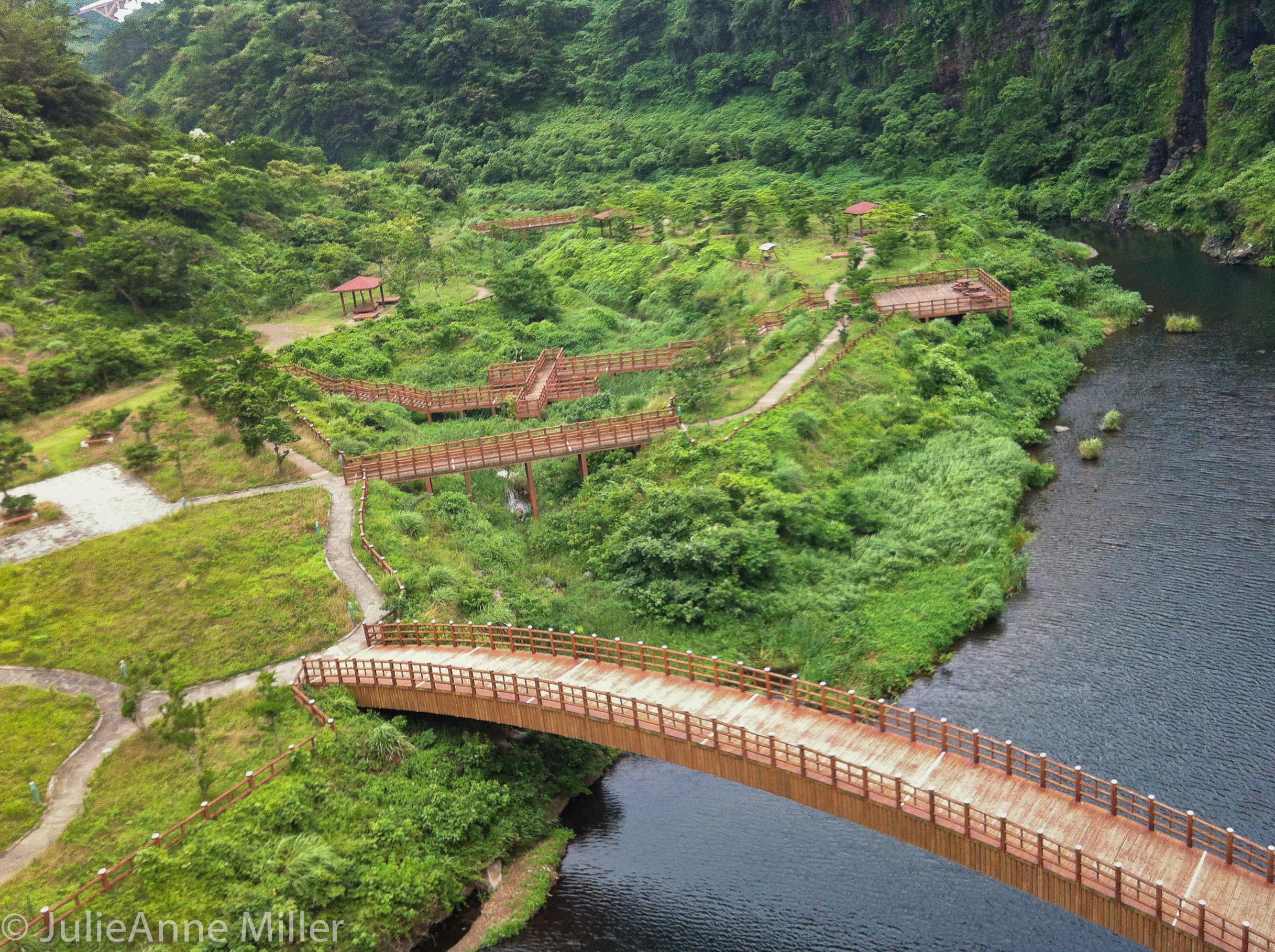 Geolmae Eco Park (걸매생태공원), Jeju Island