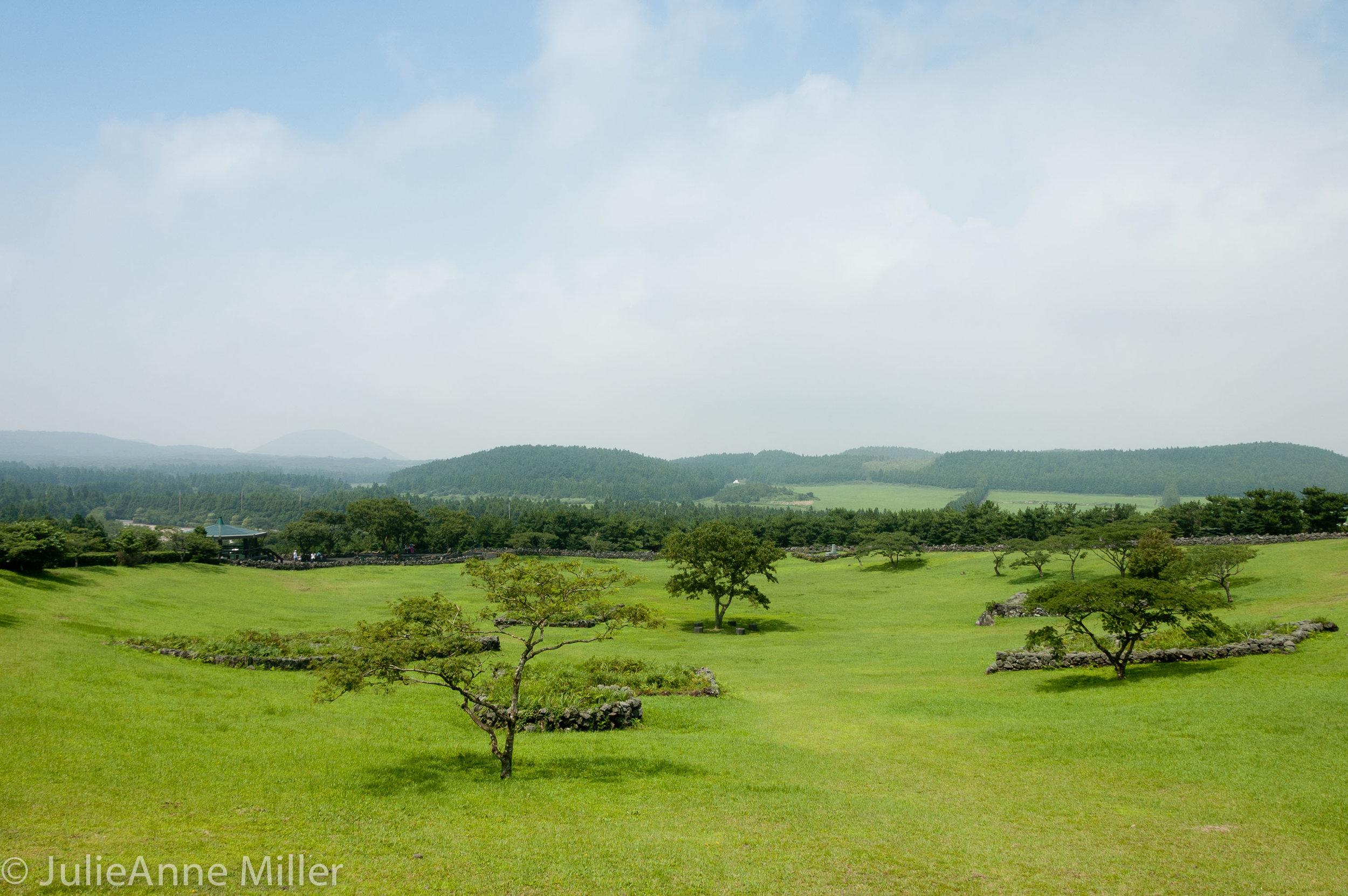 Sangumburi Crater Park