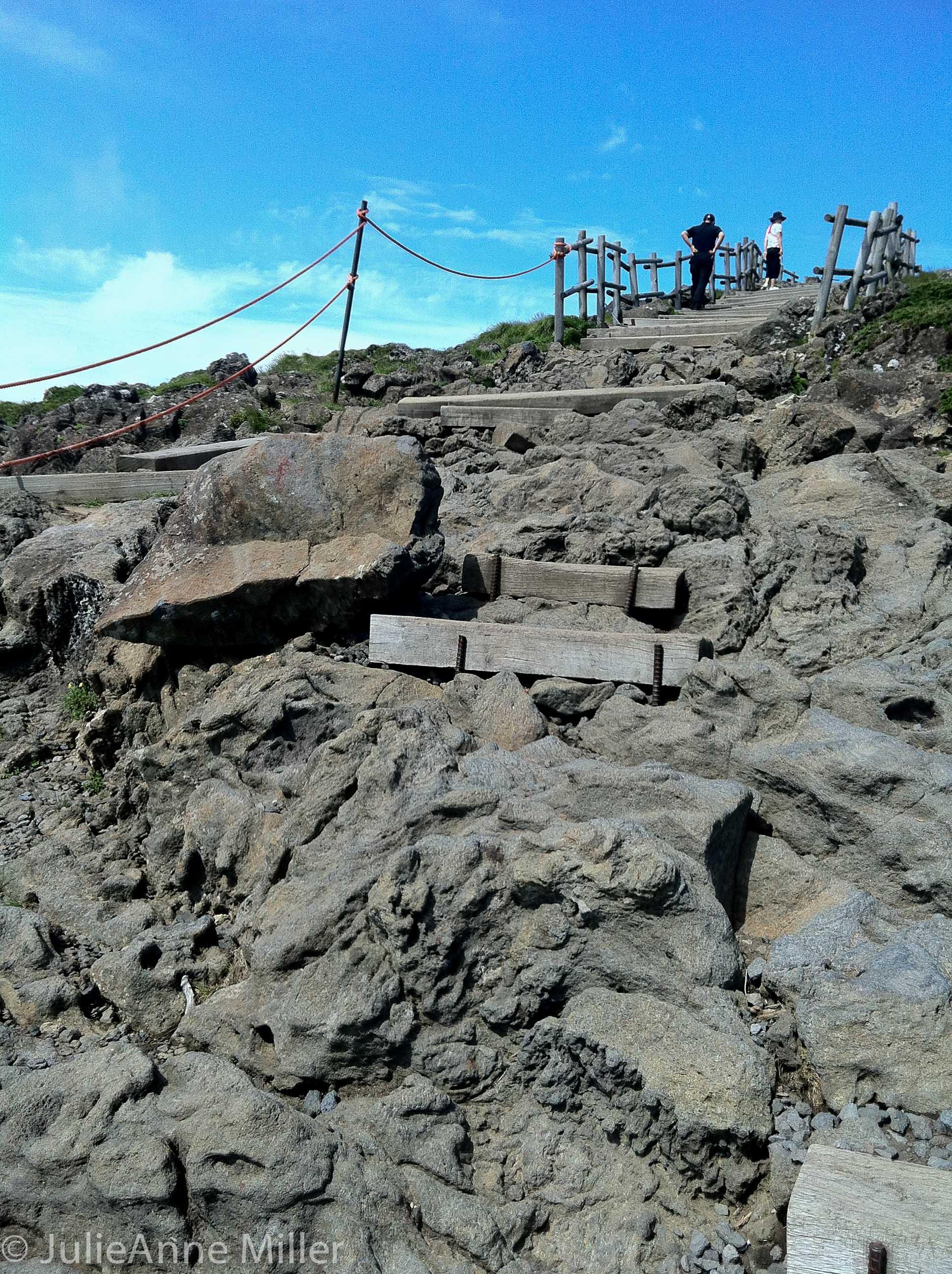 Halla San peak, Jeju Island