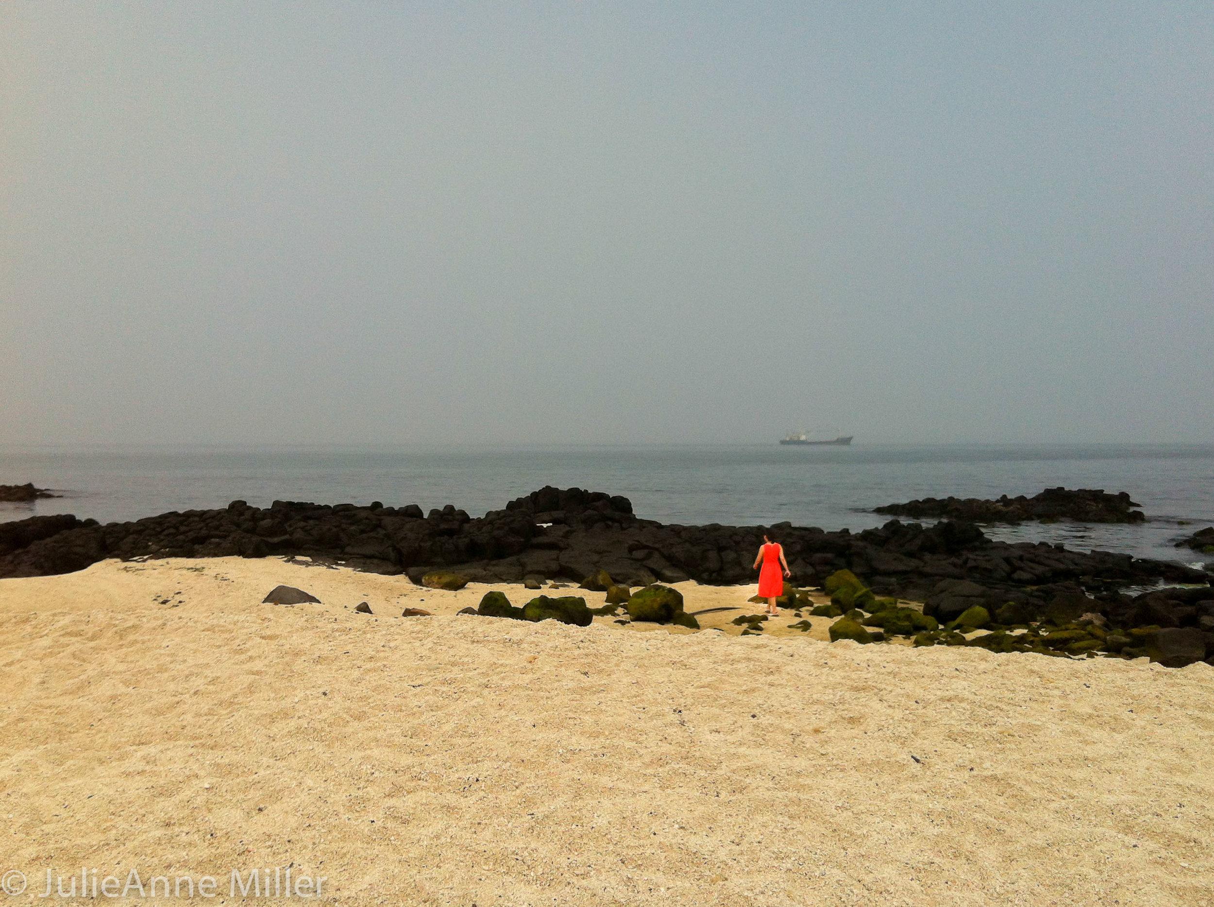 Seobin Baeksa Beach, Udo, South Korea