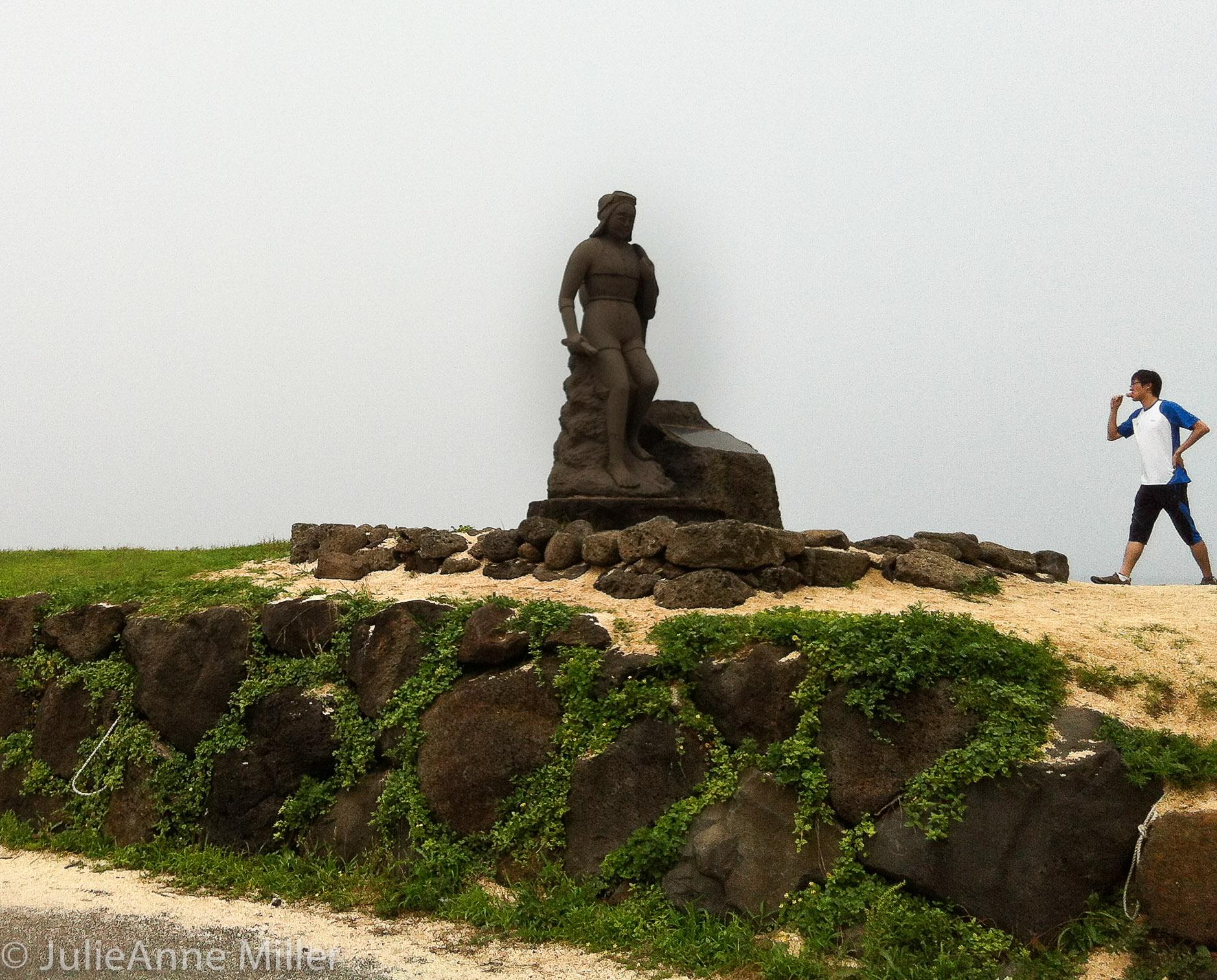 beloved haenyo, Udo Island, Korea