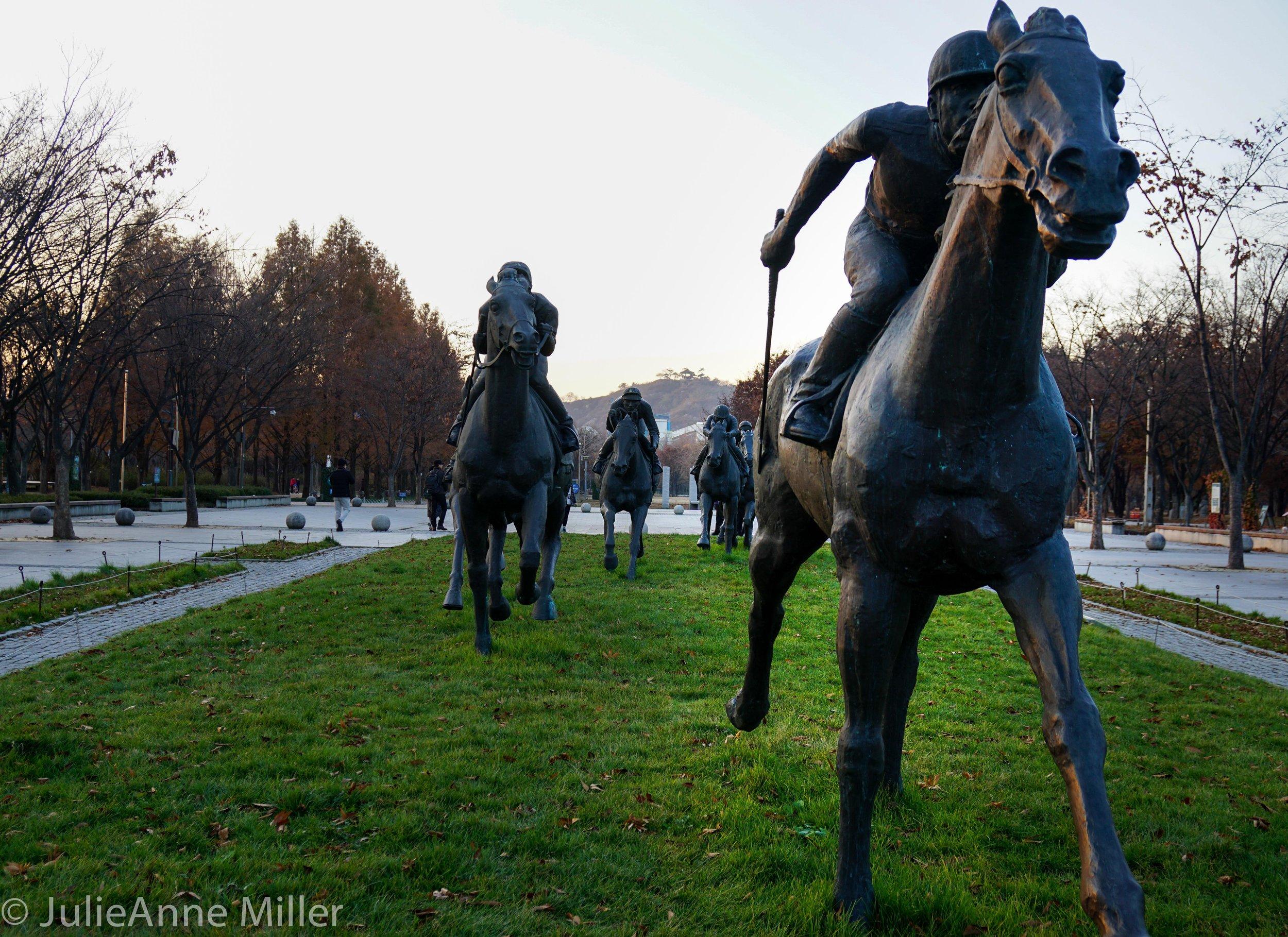 race horses 2  seoul forest.jpg