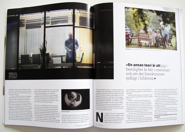 Fotografisk Tidskrift #4-2013