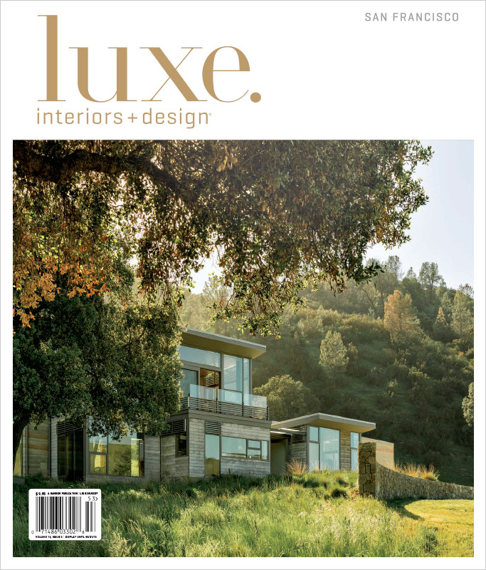 Luxe Magazine, Summer 2015
